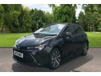 2021 Toyota Corolla 1.8 VVT-i (122bhp) Design Hybrid CVT Auto Hatchback P/Electr