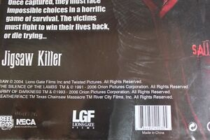 Jig Saw Killer Collectible Figure (SEALED) (VIEW OTHER ADS) Kitchener / Waterloo Kitchener Area image 7