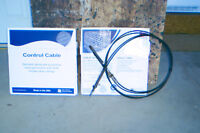 CONTROL CABLES FOR MERCURY1992 40 HP AND UP