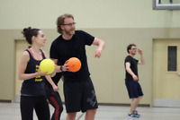Dodgeball League: Winter 2018