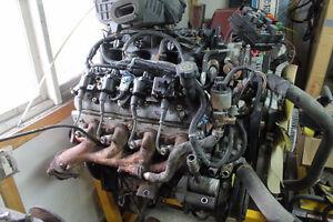 5.3 l iron block ls engine