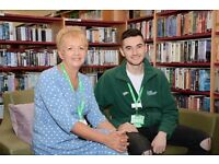 Volunteer for Macmillan @ West Dunbartonshire - help us ensure that no one faces cancer alone