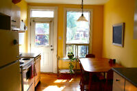 Gorgeous 5 1/2 - only 5 min from downtown-AVAILABLE IMMEDIATELY