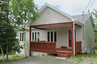 OPEN HOUSE Lovely Family Home, Portugal Cove w private backyard