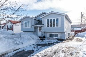 JUST LISTED - Great Location in Mount Pearl w/ 1 Bdrm In-Law Apt