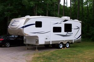 2012 Fifth Wheel Zinger ZF25BH