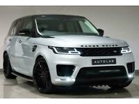 Land Rover Range Rover Sport 3.0 SD V6 HSE Auto 4WD (s/s) 5dr SUV Diesel Automat