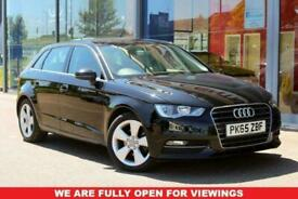 image for 2015 65 AUDI A3 1.4 TFSI SPORT 5D 124 BHP