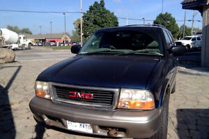 2000 GMC Jimmy SLT SUV, Crossover