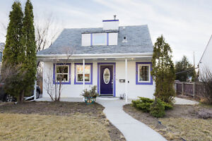 Great Character home in Desirable South Location!