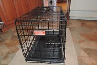 Puppy or Dog Training Crate, like new !