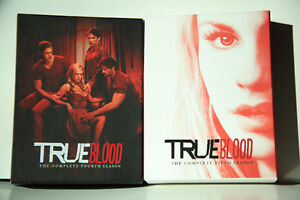 TRUE BLOOD The Complete Fourth and Fifth Season