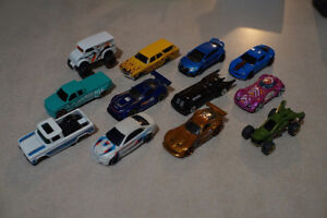 Hot Wheels Assorted 1/64 Scale Diecast Cars Mint Condition