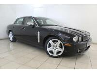 2009 58 JAGUAR XJ 2.7 V6 SOVEREIGN 4DR 204 BHP DIESEL