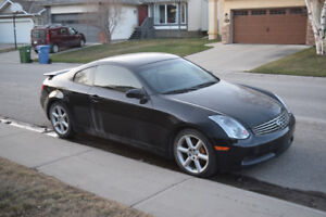 2003 Infiniti G35 6speed Manual with Brembo Brakes 6MT