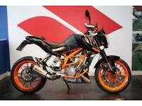 2016 66 KTM 390 DUKE FULL TORO EXHAUST