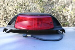 Ski doo tail light head light