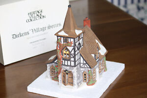 The Heritage Village Collection+New England Village