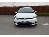 2017 VOLKSWAGEN GOLF Volkswagen New Golf 1.4 TSI SE 5dr [Navigation]