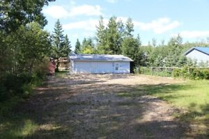 Lot with Garage and Studio Addition at Golden Sands Turtle Lake!
