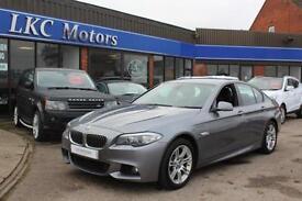 2011 BMW 5 SERIES 520D M SPORT SALOON DIESEL