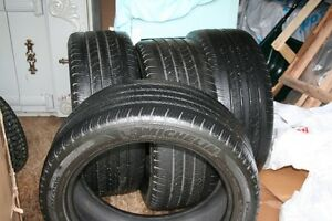 MICHELIN 245/45/18   LOW PROFILE 10000 K/M  1/3 LIFE