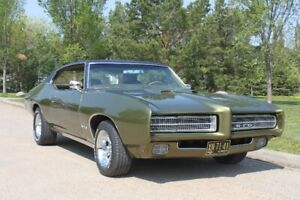 1969 Gto | Kijiji in Alberta  - Buy, Sell & Save with