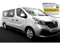 2016(16) RENAULT TRAFIC 1.6 DCi RENAULT TECH LWB SPORT ECO WHEELCHAIR ACCESSIBLE