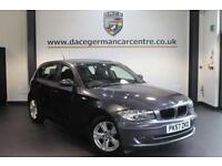 2007 57 BMW 1 SERIES 2.0 120D SE 5DR 175 BHP DIESEL