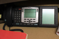 EXTENDED PHONE SYSTEM WITH 14 BUSINESS PHONES