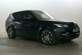 image for 2017 Land Rover Range Rover Sport 3.0 SDV6 HSE Dynamic Auto SUV Diesel Automatic