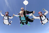 TOASTMASTERS - Thrills without having to jump out of a plane