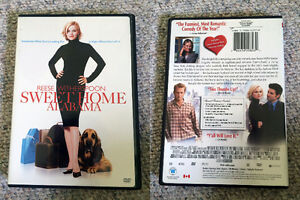 Reese Witherspoon DVDs