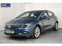 2016 Vauxhall Astra 1.6 CDTi 136ps SRi Nav With Sat Nav, Cruise Control And Appl