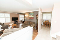 Newly furnished and decorated 3 bedroom home
