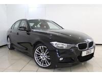2013 13 BMW 3 SERIES 2.0 320I XDRIVE M SPORT 4DR 181 BHP