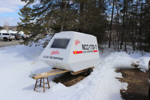 For Sale:  Ice Fishing Sled/Trailer