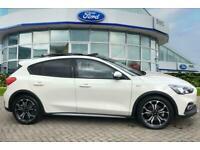2020 Ford FOCUS ACTIVE 1.0 EcoBoost 125 Active X 5dr Hatchback Petrol Manual