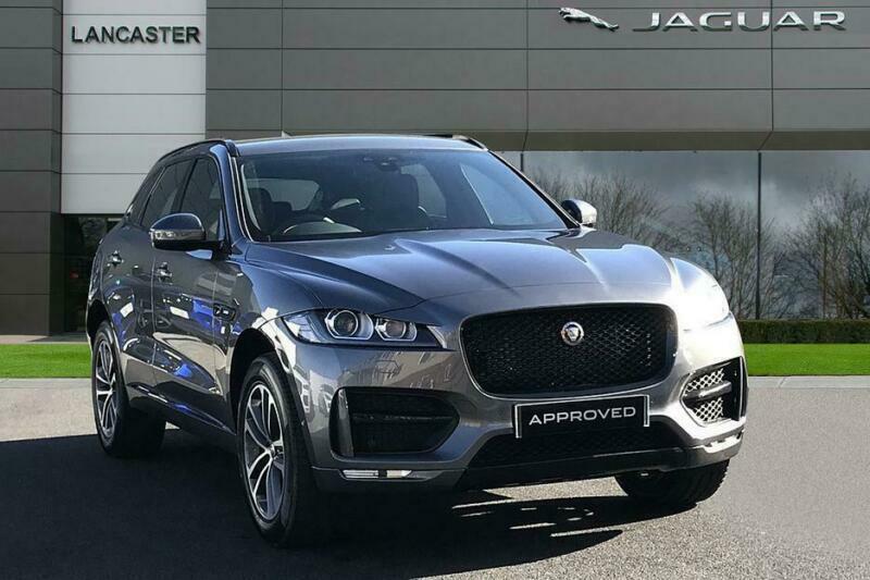 2019 Jaguar F Pace R Sport Awd Diesel Grey Automatic In Tonbridge Kent Gumtree