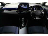 2017 Toyota C-HR 1.8 Hybrid Dynamic 5dr CVT Auto Hatchback Hybrid Automatic