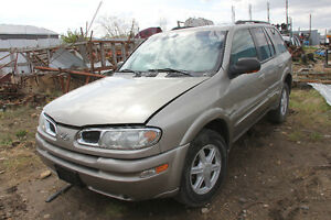PARTING OUT 2002 OLDS BRAVADA - BA1698