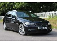 2010 60 BMW 3 SERIES 3.0 325D M SPORT TOURING 5D AUTO 202 BHP DIESEL