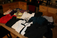 Bag full of sizes L/XL clothes (18 items) in good condition