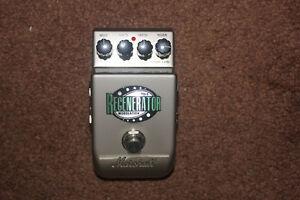 FS/T Marshall FX Pedal Chorus/Flanger/Phaser/Vibe Exc Condition