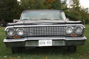 1963 chevy impala ss for sale Kingston Kingston Area image 2