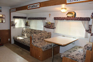 29' Mallard Trailer with add a room - Lot #114 Rondeau Shores