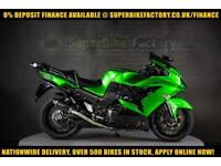 2013 63 KAWASAKI ZZR1400 FEF ABS 1400CC 0% DEPOSIT FINANCE AVAILABLE