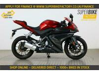 2018 68 YAMAHA YZF-R125 - PART EXCHANGE AVAILABLE