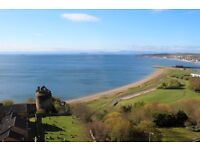 BEAUTIFUL UNFURNISHED 2 BEDROOM FLAT FOR RENT IN RAVENSCRAIG STUNNING VIEWS