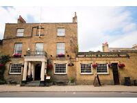 Head Chef, New Kitchen, Richmond, £28-£30k pa + bonus, live out